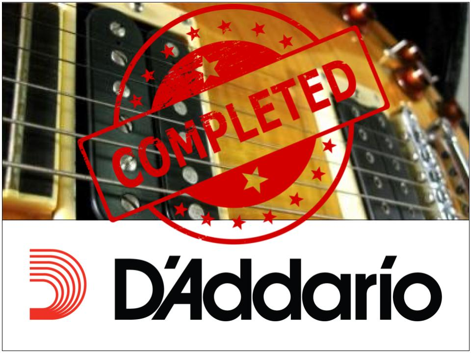 Case Study: Interfacio secures Regional Sales Managers in both France and Germany for D'Addario: a leading manufacturer of musical instrument accessories!