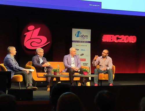 IBC 2019 – Of Tropes and Trade Shows