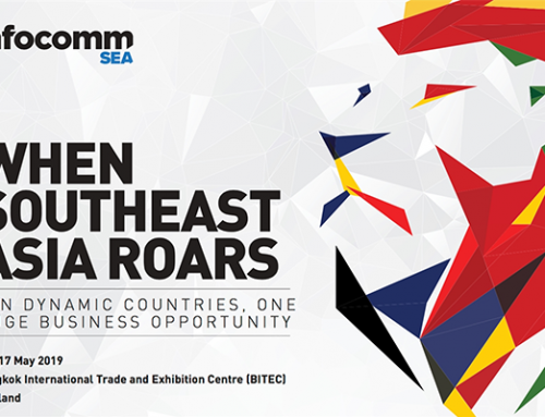 InfoComm (IFSAE) in Bangkok – AV providers connecting together in this high-growth region
