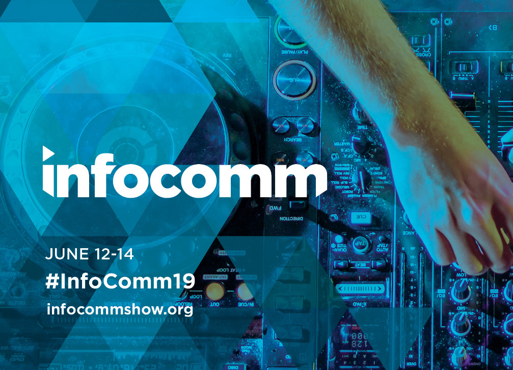 Interfacio at InfoComm 2019