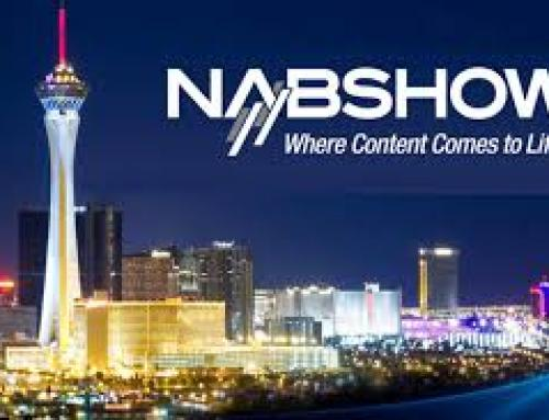NAB 2019 – A busy show with lots of new content