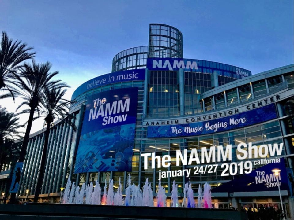 NAMM 2019 Preview
