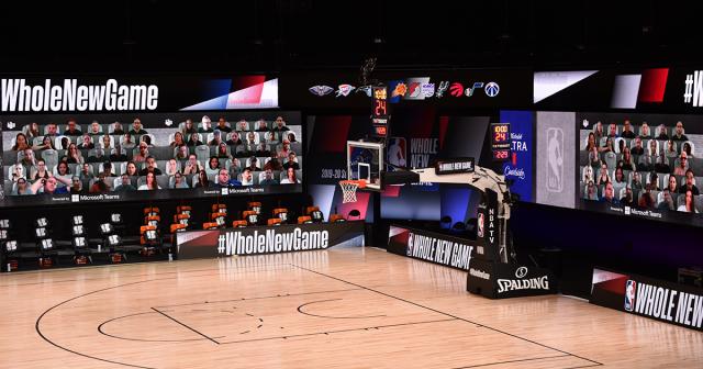 Interfacio Weekly News Update 21 August 2020 - NBA virtual crowds