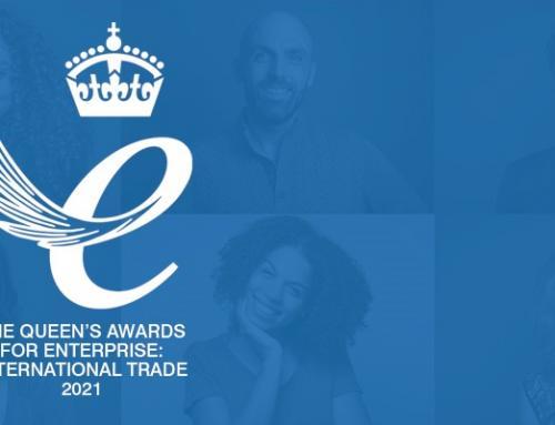 Press Release: Interfacio Receives Queen's Award for Enterprise