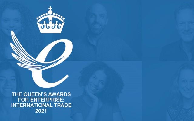 Interfacio Receives Queen's Award for Enterprise