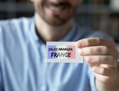Sales Manager – France