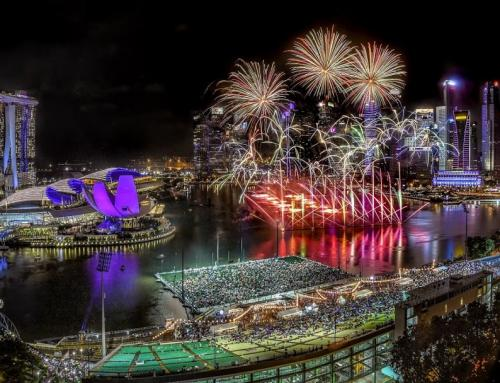 2020 – Fireworks and Furlough