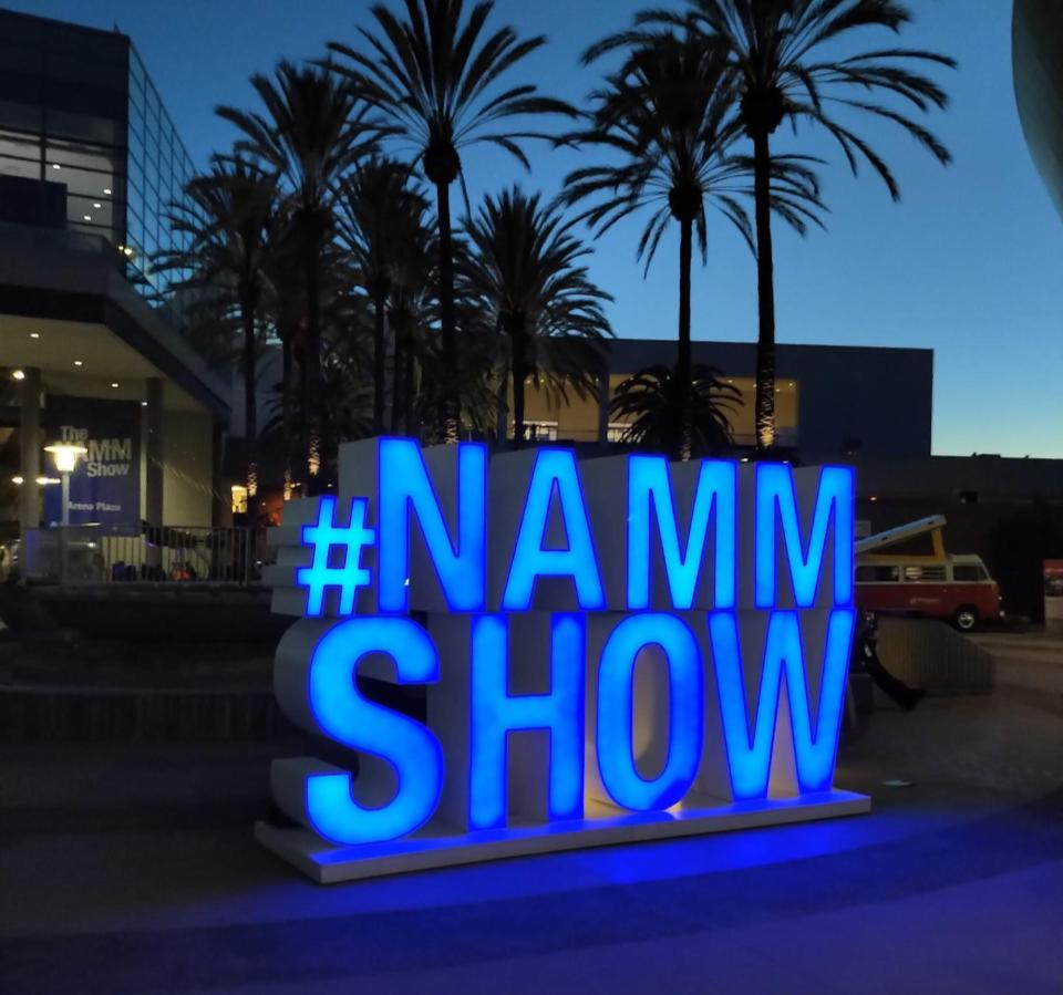 NAMM 2019 Round Up – The Industry's Biggest Music Products Show May Now Be Pro Audio's Top Global Showcase