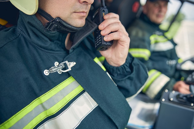 Principal Acoustic Engineer - digital communications leader for the emergency services