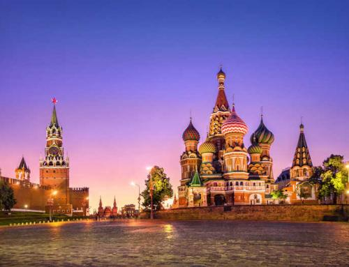 Regional Sales Manager – Russia